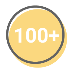 icons-business-data-list-connector-benefits-100+
