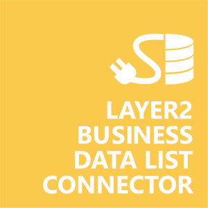 Layer2 Business Data List Connector Logo