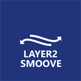 Logo of our Layer2 Smoove big