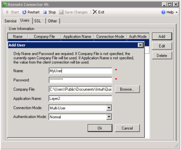 QuickBooks Pro and SharePoint Integration