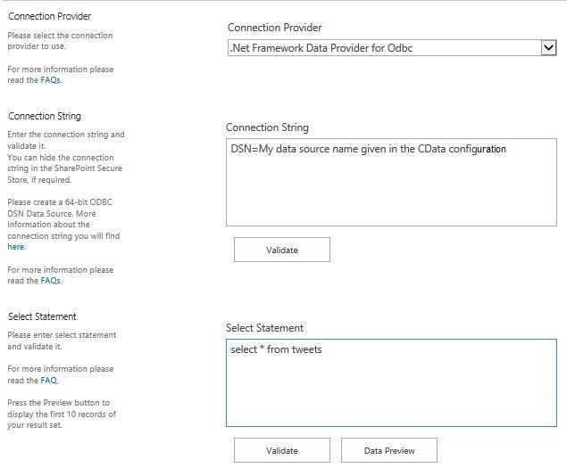 Twitter SharePoint Data Integration | Layer2 Solutions