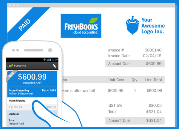 FreshBooks Data Connectivity