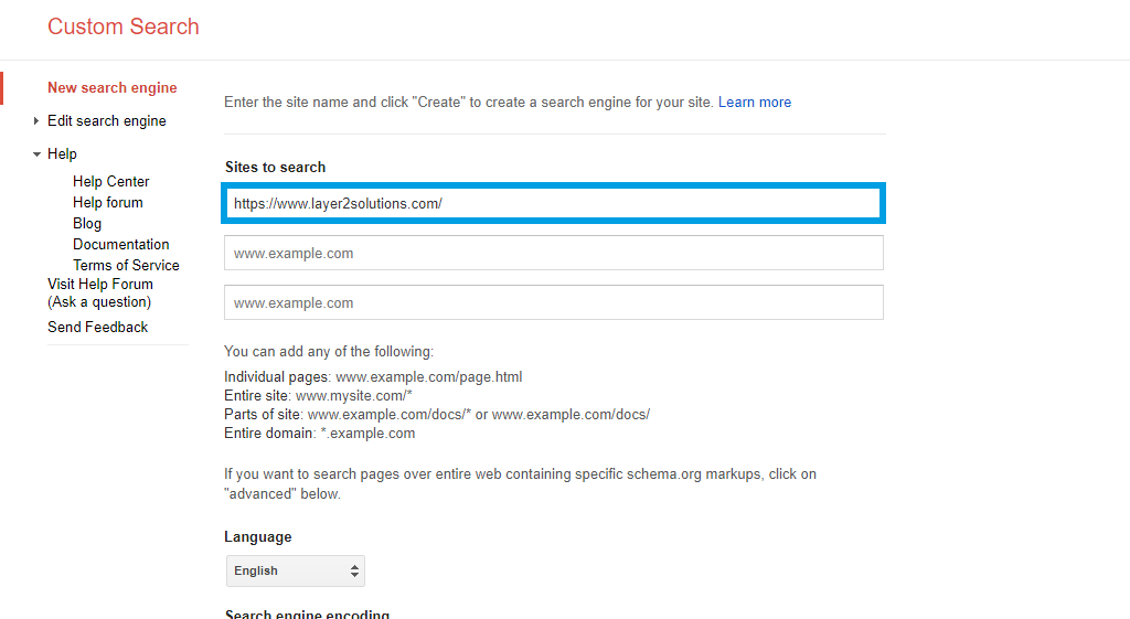 Data of Google Search ready for integration with SharePoint