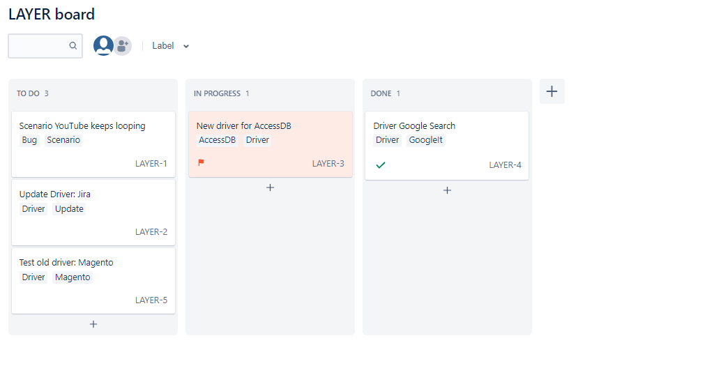 Jira integration ready