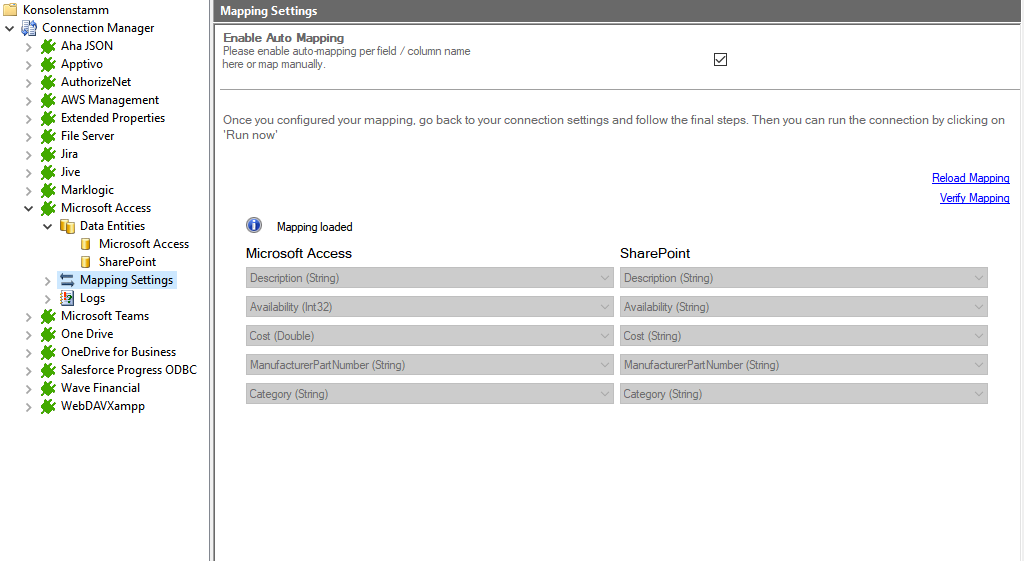 Step 4 Microsoft Access integration mapping.png