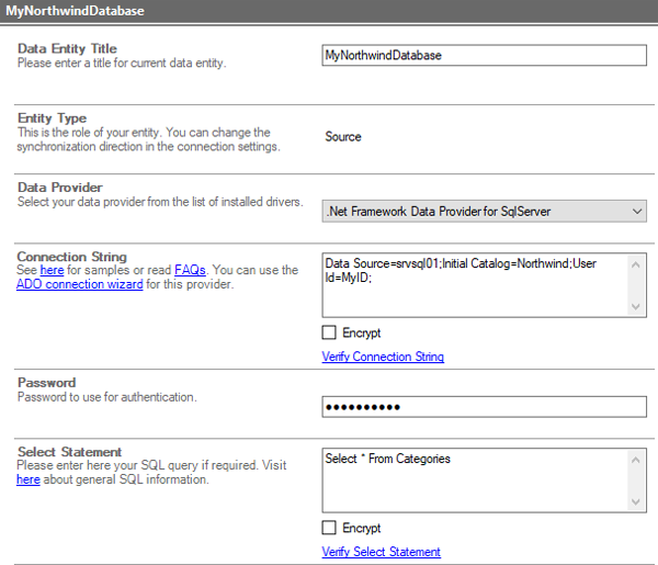 Office 365 SQL Integration Layer2