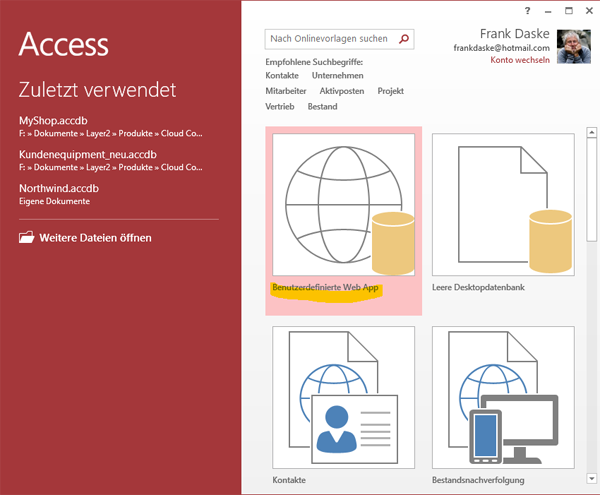 how to create  u0026 integrate access web apps with sharepoint