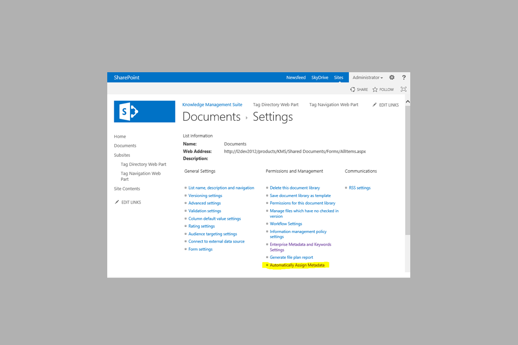 SharePoint Knowledge Management| Layer2 Knowledge Management