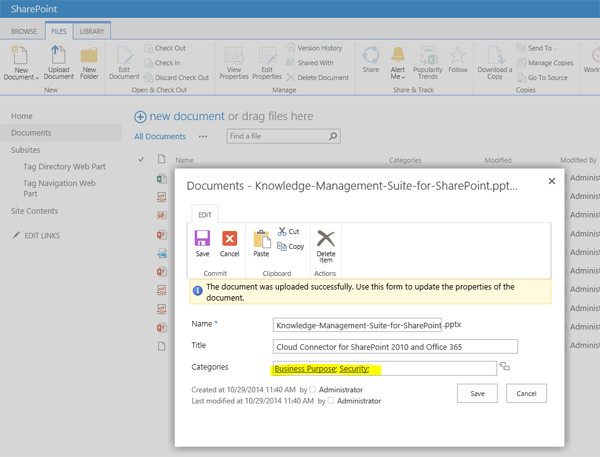 SharePoint-Document-Auto-Classification-During-Upload-600
